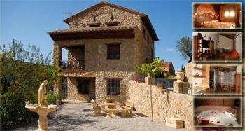Casa rural Mas d'Albalat - Casa rural en la Provincia de Castellon - casa rural en los Rosildos