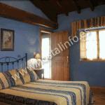 Habitacion matrimonio casa El Pozo (Ca Pilarona)