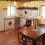 Salon Cocina Casa rural el Pozo (Ca Pilarona)